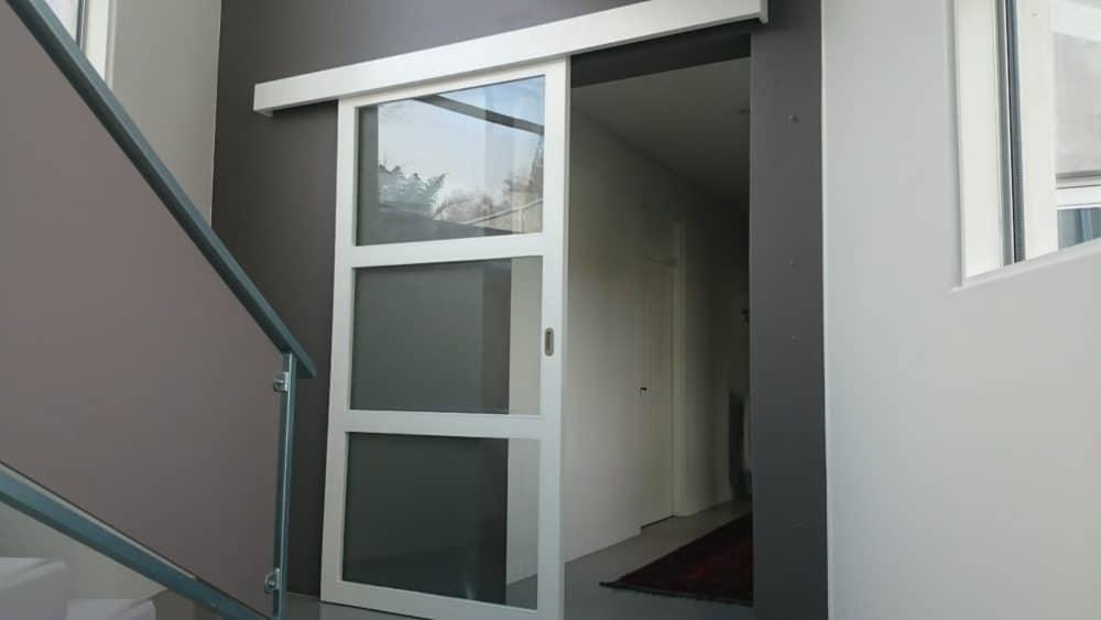 Large Cedar Internal Sliding Door