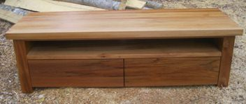 Recycled Rimu Entertainment Unit