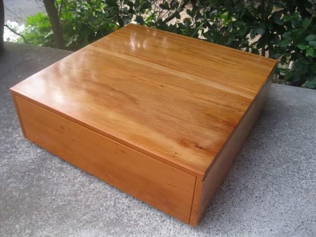 Low Profile Rimu Coffee Table