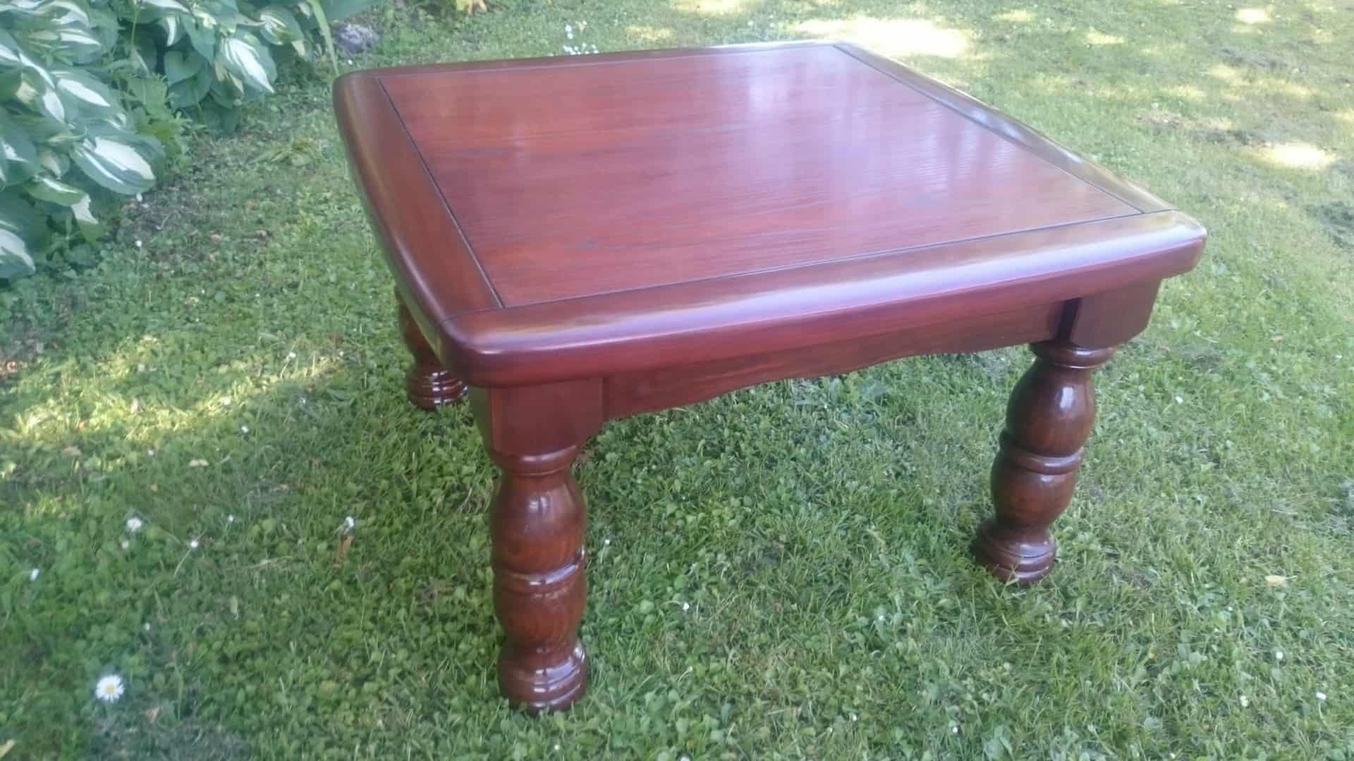 Restored coffee table furniture restoration and repairs christchurch no boundaries furniture Restoration coffee tables
