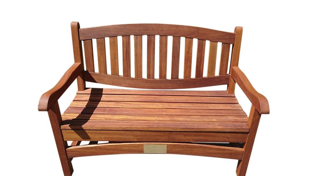 Memorial Garden Seat