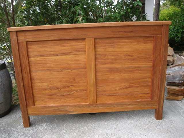 Recycled Rimu Headboard CUSTOM ORDER