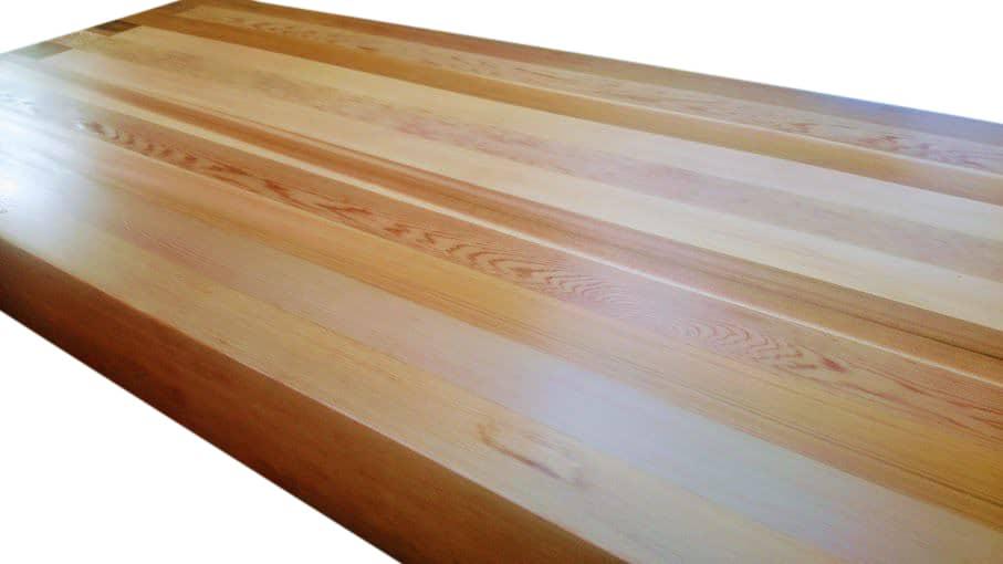 Outdoor Cedar Table