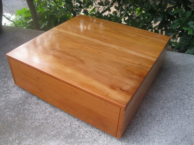 Low Profile Rimu Coffee Table CUSTOM ORDER