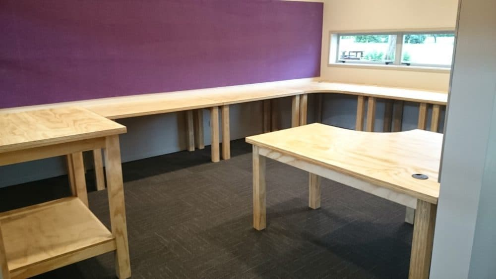 Plywood School Office Desks