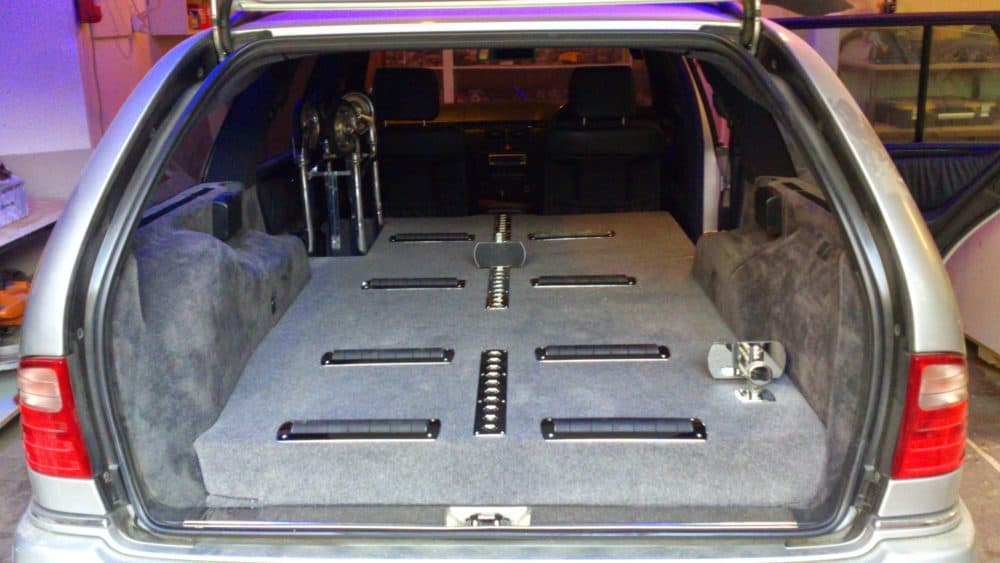 Car Conversion to Hearse