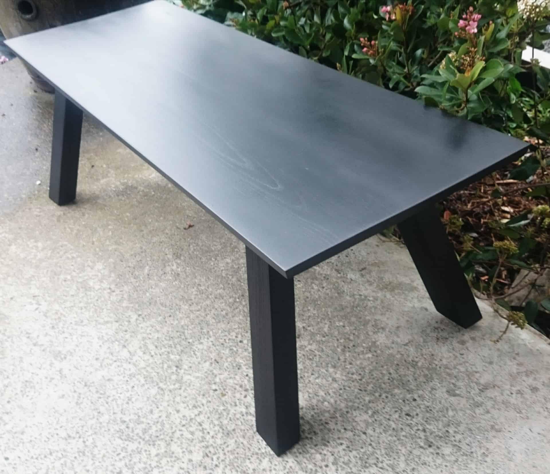 Black Ash Coffee Table No Boundaries Furniture