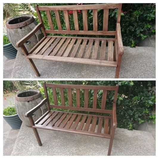 Restoration but made to look still antique
