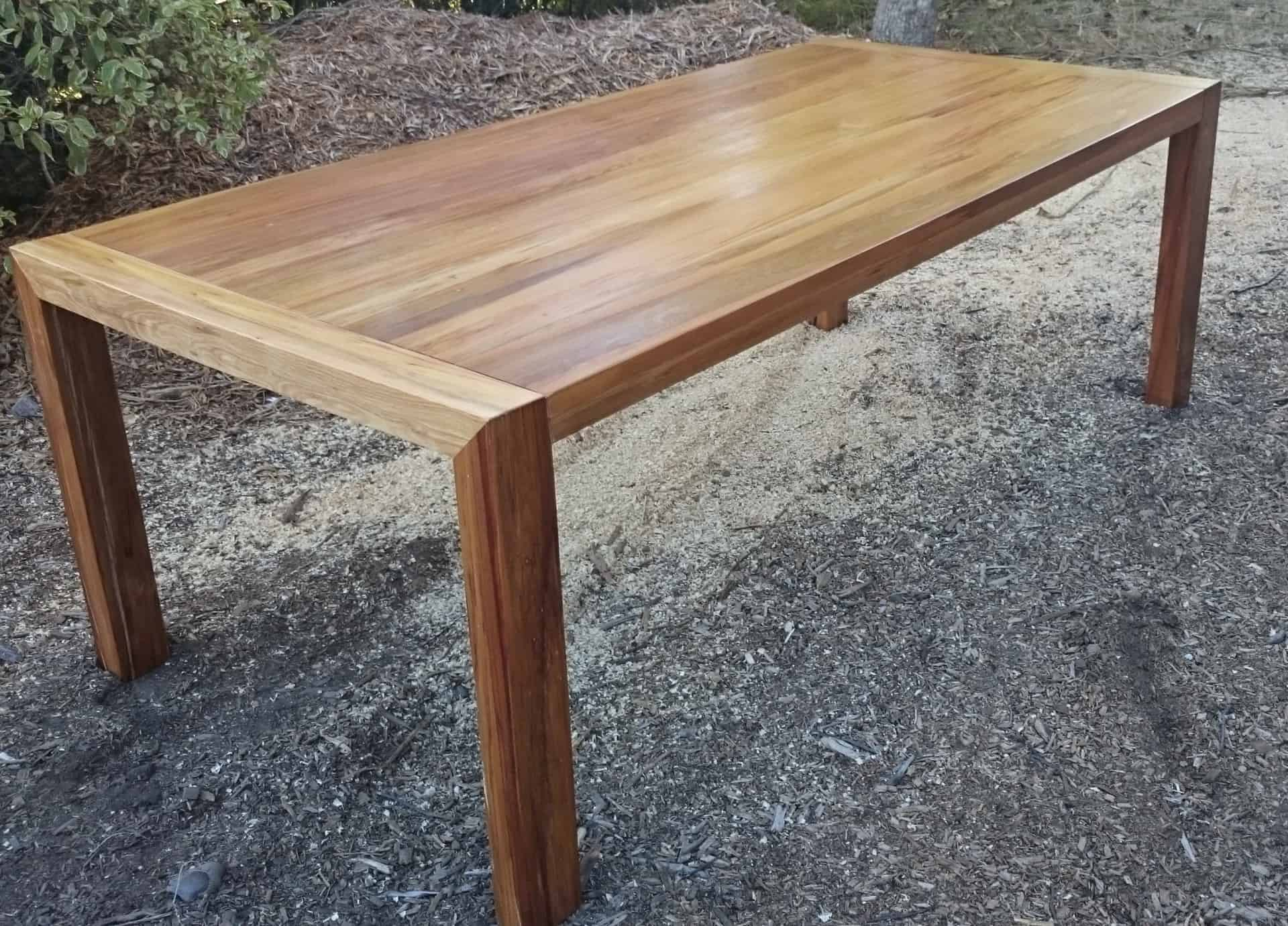 Large Rimu Table CUSTOM ORDER