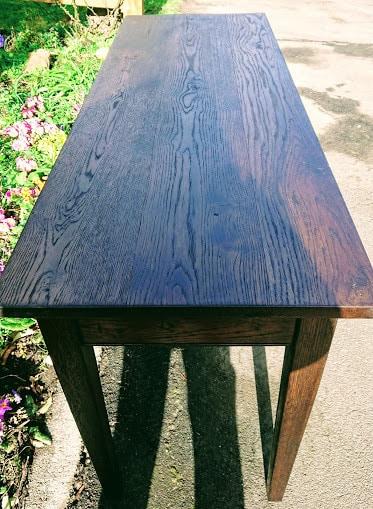 Shaker Style Oak Table