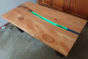 What is an Epoxy River Table?