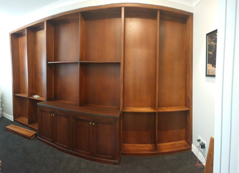 Panoramic shot due to narrow room CUSTOM ORDER