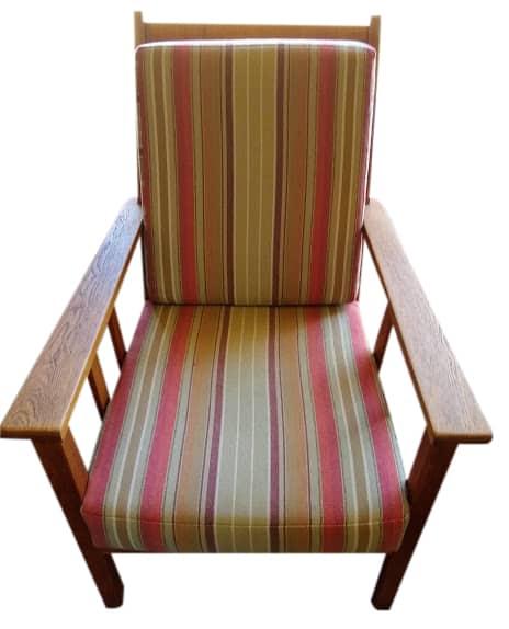 Oak Antique Chair