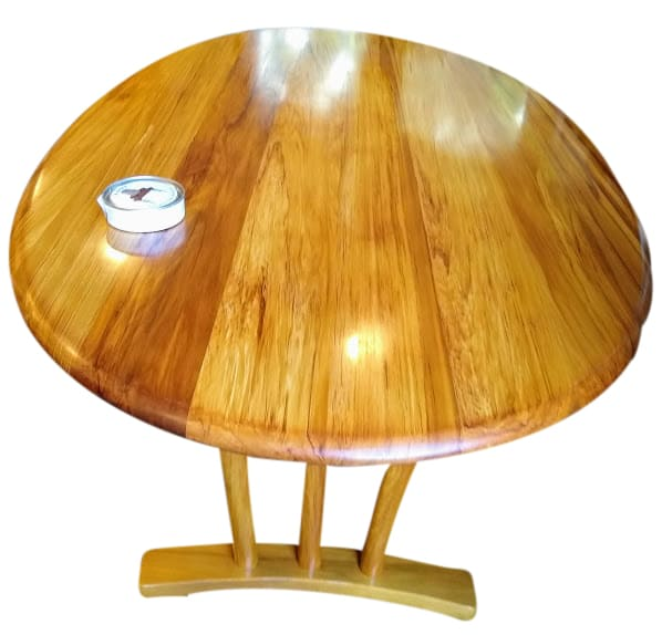 Restored Rimu Table Top