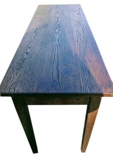 Oak Shaker Hall Table