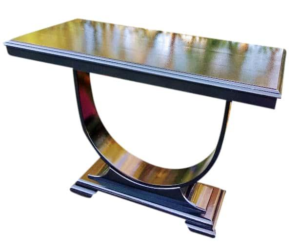 Hall table restoration