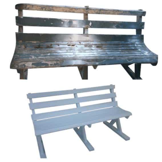 Bench Seat Repair