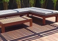 Kwila Outdoor Furniture